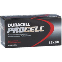 12 Pack 9v Procell Battery 85695