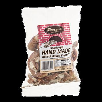 Revonah Hearth Baked Pretzels Sourdough Hand Made