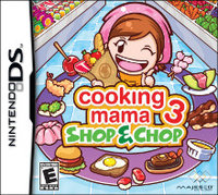Majesco Cooking Mama 3: Shop & Chop