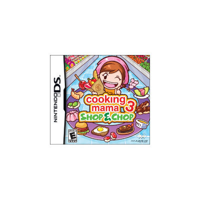 Majesco Cooking Mama 3: Shop & Chop