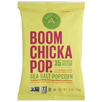Generic Angie's Boomchickapop Sea Salt Popcorn, 0.6 oz, (Pack of 24)