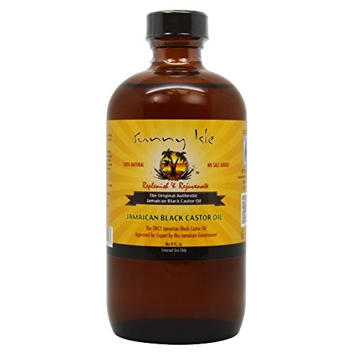 Sunny Isle's Jamaican Black Castor Oil 8oz