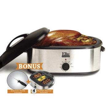 Elite by Maxi-Matic Platinum 18-Quart Roaster Oven