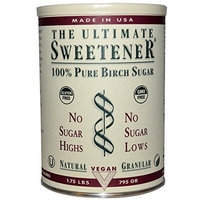 The Ultimate Life Ultimate Life - The Ultimate Sweetener - 100% Pure Birch Sugar - 1.75 lbs.