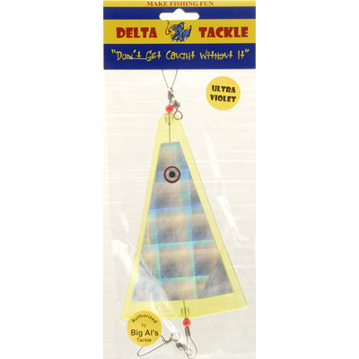 Gibbs Delta Delta Tackle In-Line Flasher