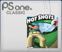 Sony Computer Entertainment Hot Shots Golf 2 - PSOne Classic DLC
