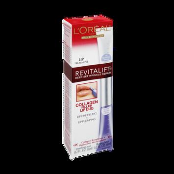 L'Oréal Paris RevitaLift Collagen Filler Duo Lip Treatment