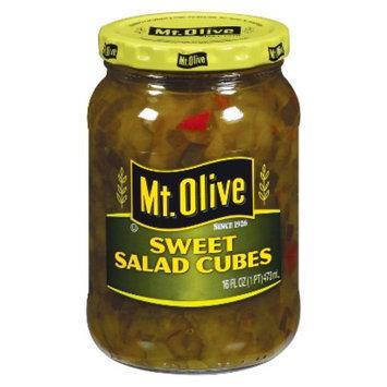Mt. Olive MT OLIVE PKL SWEET SALAD CUBES 16OZ