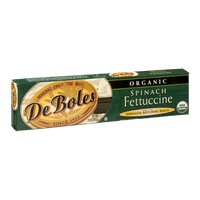 De Boles Organic Spinach Fettuccine