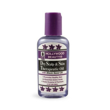 Hollywood Beauty Dry Scalp & Skin Therapeutic Oil