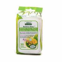 Aleva Naturals Bamboo Baby Breathe Easy Wipes