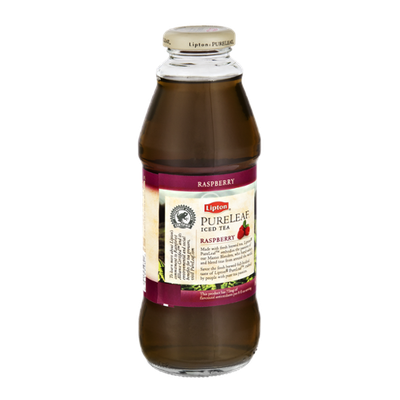 Lipton Pureleaf All Natural Raspberry Iced Tea