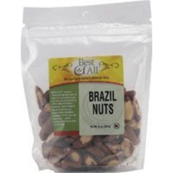 Vitacost - Best Of All Brazil Nuts Unsalted -- 12 oz
