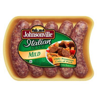 Johnsonville Mild Italian Fresh Sausage 19 oz