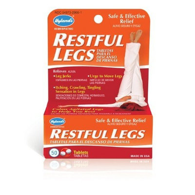 Hylands Homeopathic RESTFUL LEGS TABS HYLANDS Size: 50