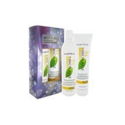Matrix Biolage Deep Smoothing Shampoo 16.9 & Conditioner 10.1 Duo Set