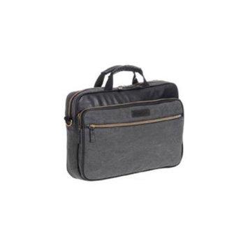 Eddie Bauer EBCANSLIM16-BLK-000 16 inch Slim Laptop Case, Black