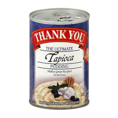 Othentic Foods Thank You The Ultimate Tapioca Pudding