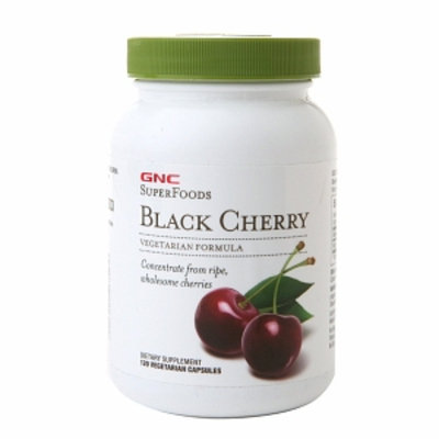 GNC SuperFoods Black Cherry Concentrate