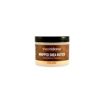 Select Nutrition Shea Radiance Whipped Shea Butter Coconut Cream -- 2 fl oz