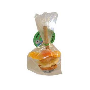 Horseloverz Happy Beaks Dried Fruit & Cinnamon Skewer Bird Toy
