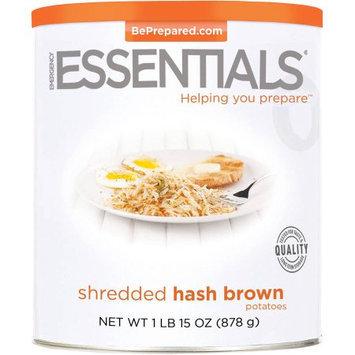Emergency Essentials Food Shredded Hash Brown Potatoes, 31 oz