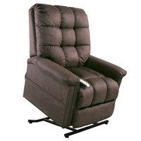 Mega Motion Birch 3 Position Lift Chair, Mink, 1 ea