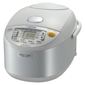 Zojirushi Pearl White Umami Micom Rice Cooker & Warmer - 5.5 cups