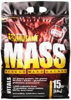 Mutant - Mass Muscle Mass Gainer Strawberry Banana Cream - 15 lbs.