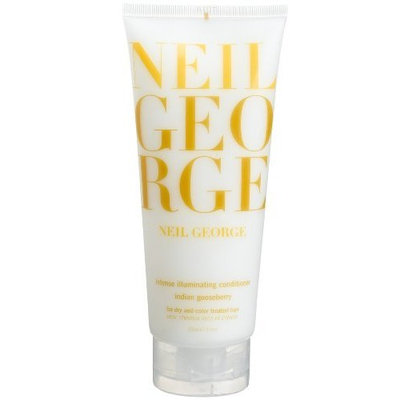 Neil George Intense Illuminating Conditioner, Indian Gooseberry Formula, 7.3-Ounce Tube