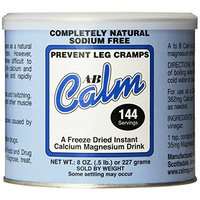 A To B Calm Instant Calcium Magnesium Drink, 8 Ounce