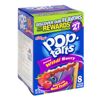 Kellogg's Pop-Tarts, Frosted Wild Berry