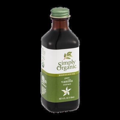 Simply Organic Madagascar Pure Vanilla Extract