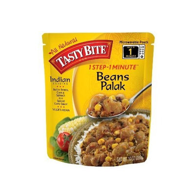 Tasty Bite Beans Palak Entree, 10-Ounce (Pack of 6)