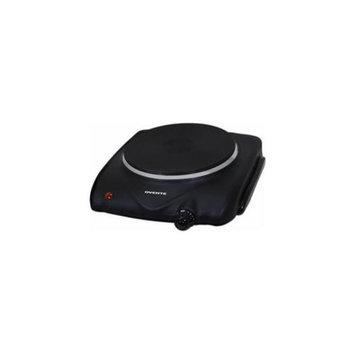 OVENTE BGD1B Ovente BGD1B Portable Single Electric Burner, Black