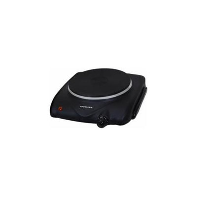 OVENTE BGD1B Ovente BGD1B Portable Single Electric Burner, Black