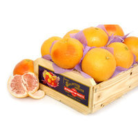Bouquet of Fruits Pink Ruby Grapefruit Crate, 1 ea