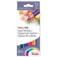 Pentel Arts Color Pencil Sets