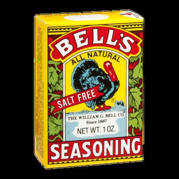Bell's All Natural Seasoning Salt Free