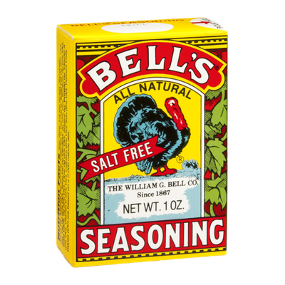 Bell's All Natural Seasoning Salt Free