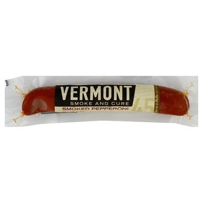 Vermont Smoke and Cure Smoked Pepperoni, 7 Ounce (1 Stick)