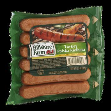 Hillshire Farm Turkey Polska Kielbasa - 6 CT