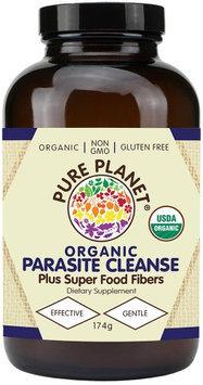 Pure Planet Organic Parasite Cleanse Plus Super Food Fibers 20 Servings