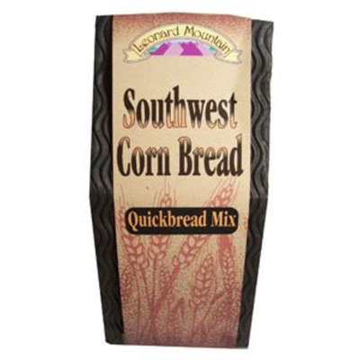 Mama Leone's Leonard Mountain Southwest Corn Bread Quickbread