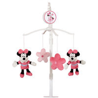 Disney Baby Bedding Disney Baby Minnie Mouse Mobile