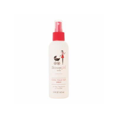 Skinnygirl Face and Body Cool Your Feet Spray