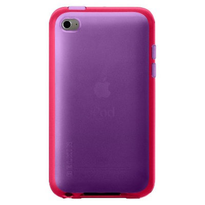 Belkin iPod Touch Emerge 031 Case - Purple/Pink (F8W009ebC4)