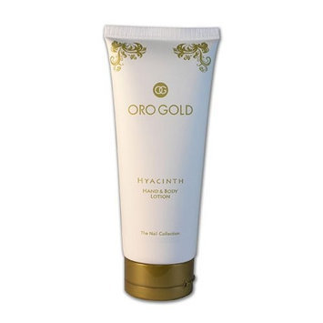 Oro Gold Hand And Body Lotion,4-Ounce