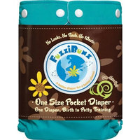 Fuzzibunz One Size Elite Cloth Diapers (Minky Cheetah (Limited))