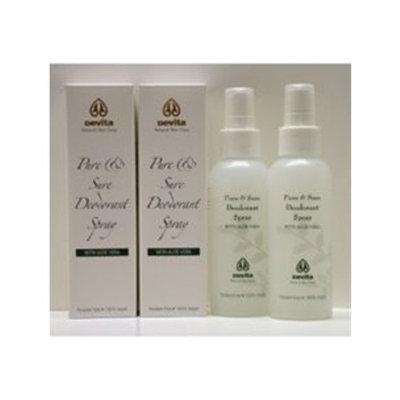 Devita Skin Care Pure and Sure Italian Breeze Deodorant 4 Ounces